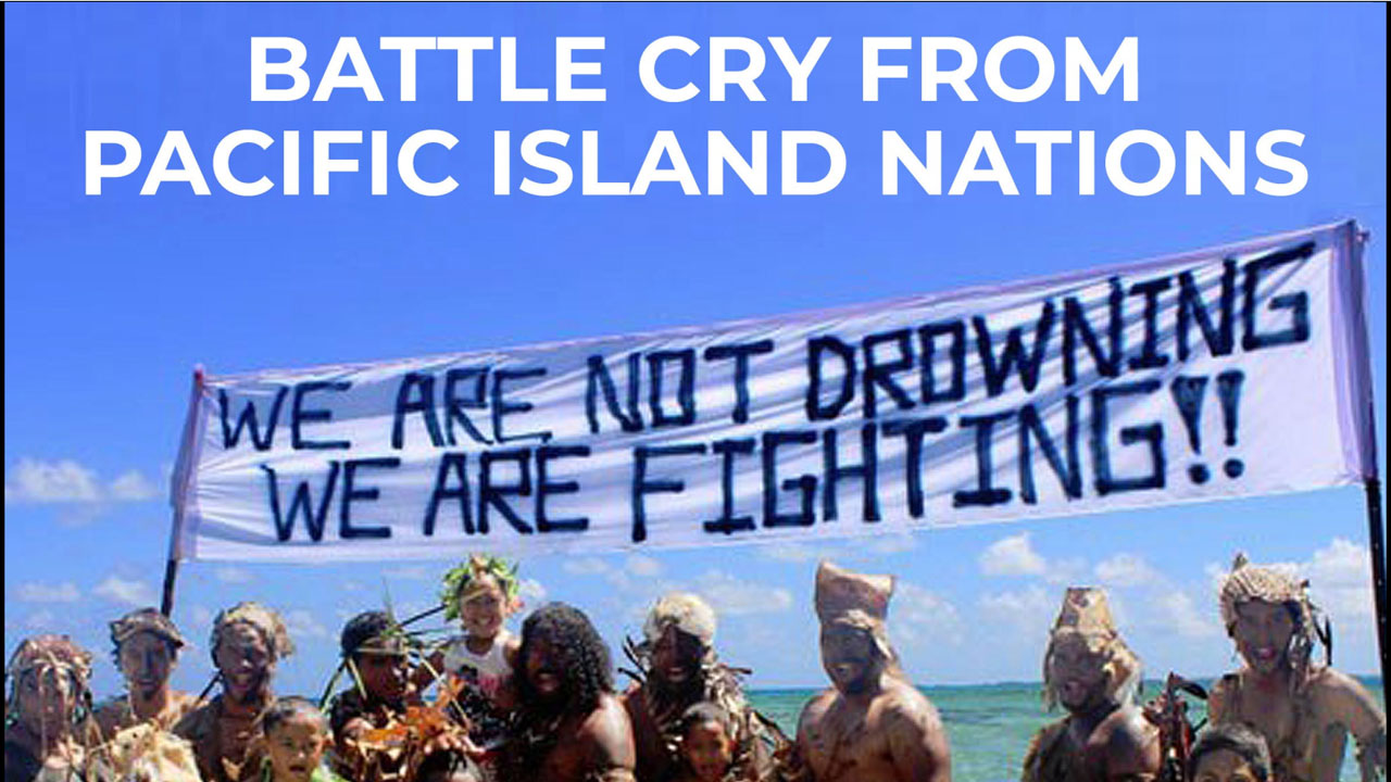 Battle Cry from Pacific Island Nations Thumbnail